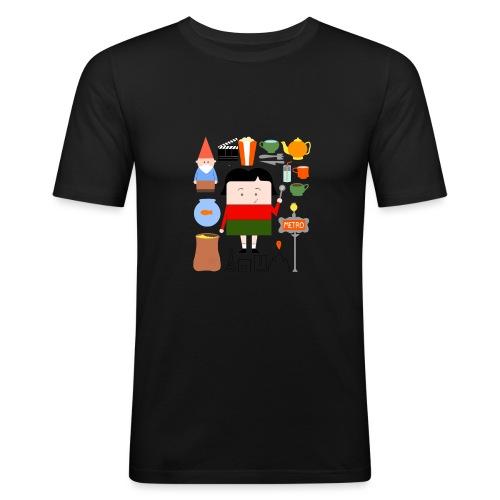 La Petite Amélie completa - women - Camiseta ajustada hombre