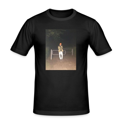 Jay Dane - Herre Slim Fit T-Shirt