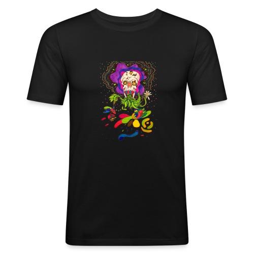 doskalle - Slim Fit T-shirt herr