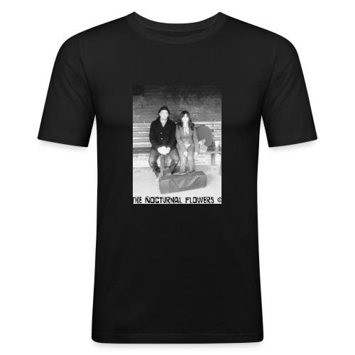 IMG_0004 - Men's Slim Fit T-Shirt