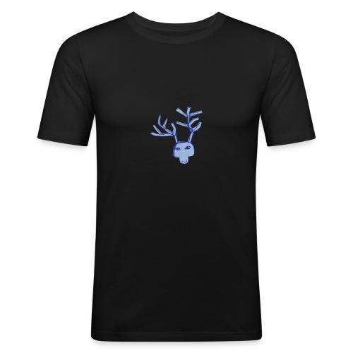 Jelen - Obcisła koszulka męska