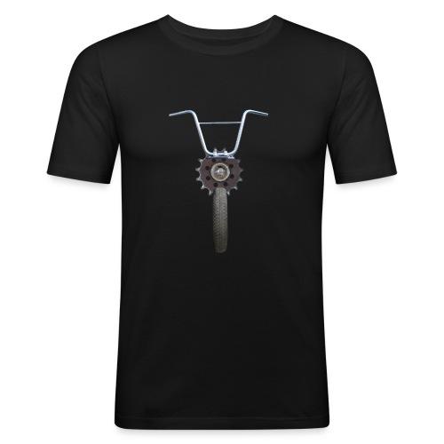 tough ride - Mannen slim fit T-shirt