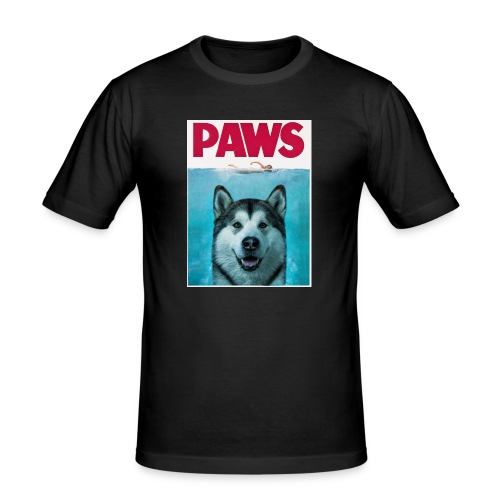 paws 2 - Men's Slim Fit T-Shirt