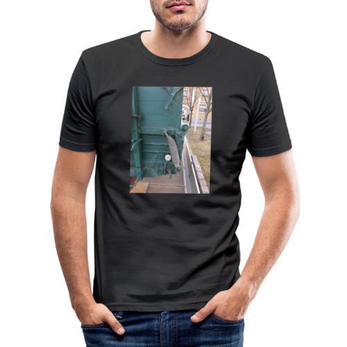 WhatsApp Image 2021 03 05 at 09 45 26 - Männer Slim Fit T-Shirt