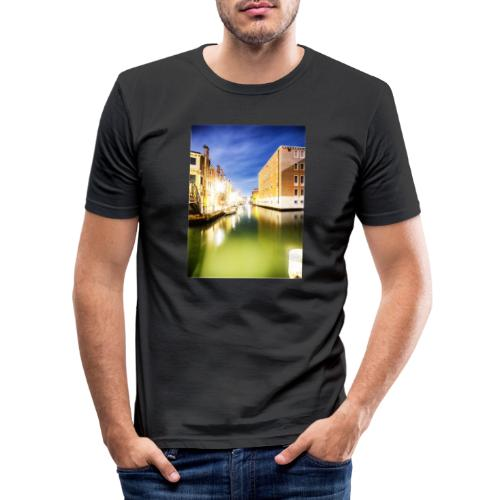 Venezia - Männer Slim Fit T-Shirt