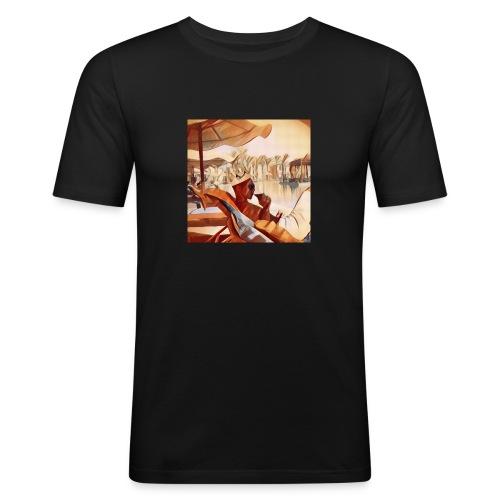 King Kunta - Slim Fit T-skjorte for menn