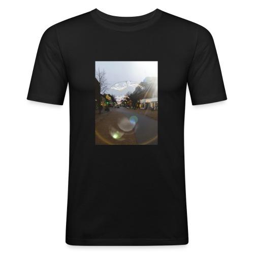 20180112 025558 - Herre Slim Fit T-Shirt