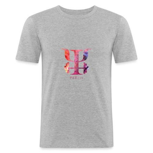 HIHi - Men's Slim Fit T-Shirt