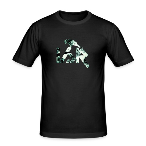 Stumbles T-Shirt - Men's Slim Fit T-Shirt
