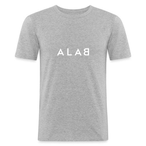 ALAB - Maglietta aderente da uomo
