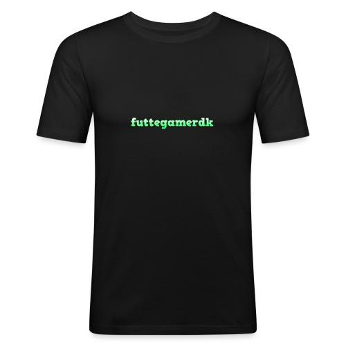 futtegamerdk trøjer badge og covers - Herre Slim Fit T-Shirt