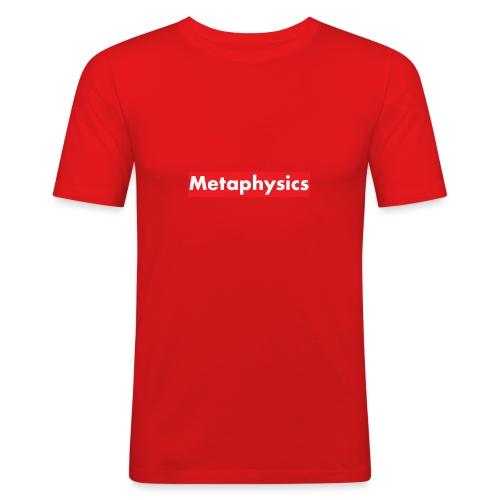 Larry Fitzpatrick X Metaphysics - Männer Slim Fit T-Shirt
