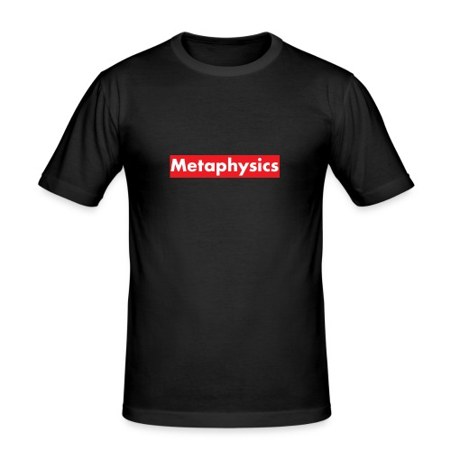 Larry Fitzpatrick X Metaphysics - Männer Slim Fit T-Shirt