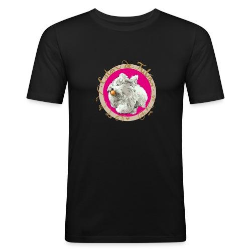 Coton Action - Männer Slim Fit T-Shirt