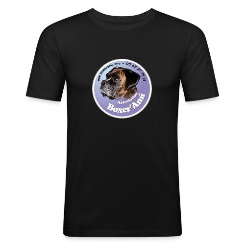 logo boxerami - T-shirt près du corps Homme