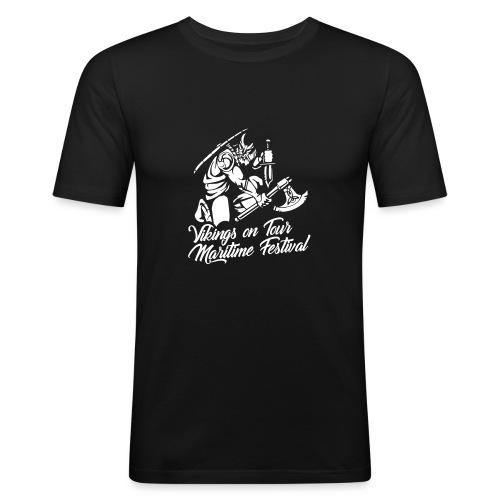 Viking Maritime - Men's Slim Fit T-Shirt