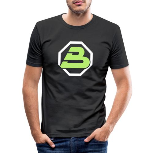 Blacktron 2 - T-shirt près du corps Homme