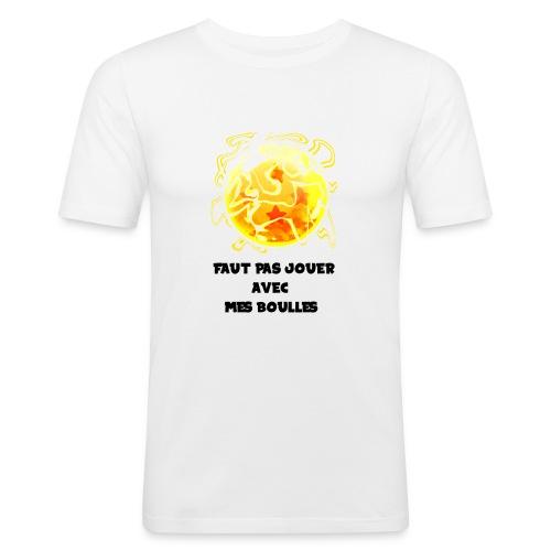 T shirt DBZ - T-shirt près du corps Homme