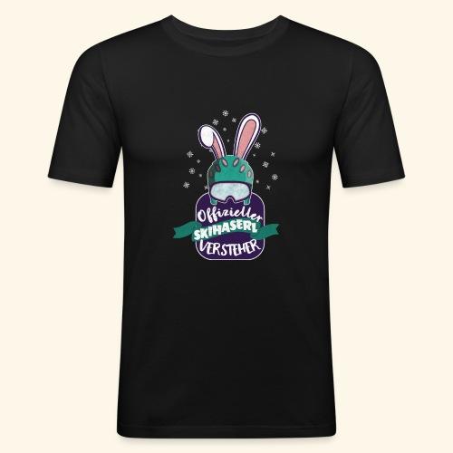 Offizieller Skihaserl-Versteher Après Ski - Männer Slim Fit T-Shirt
