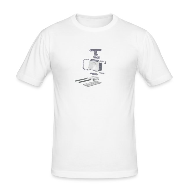 VivoDigitale t-shirt - Blackmagic