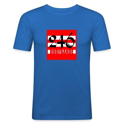 246 Dorfbande - Männer Slim Fit T-Shirt