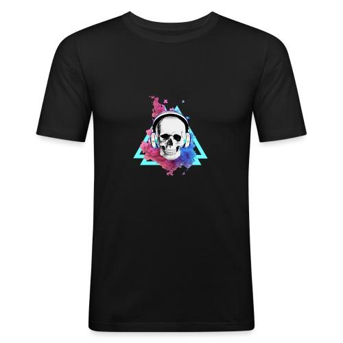 CRANEO COLORS - Camiseta ajustada hombre
