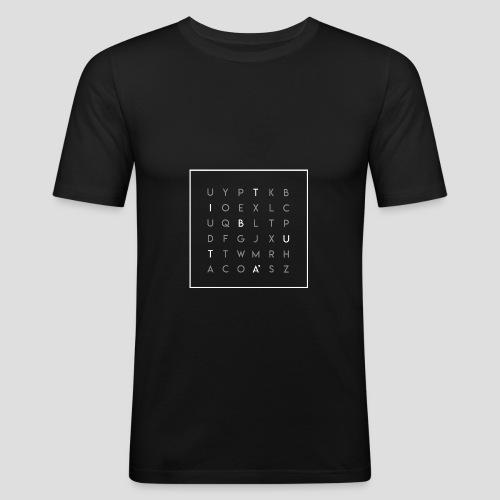 TIBUTA' STYLE - Maglietta aderente da uomo