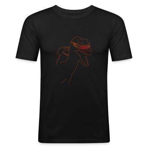 Raptor Shirt - Mannen slim fit T-shirt