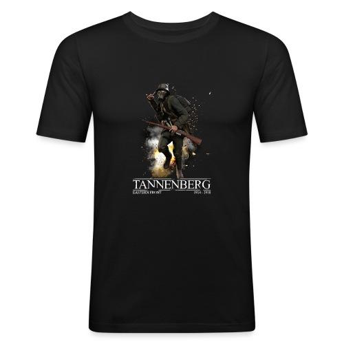 Classic Tannenberg - Mannen slim fit T-shirt