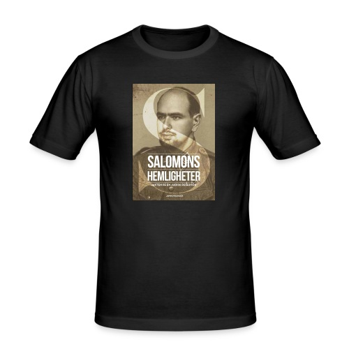 Salomons hemligheter - Slim Fit T-shirt herr