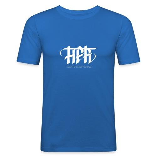 HFR - Logotipi vettoriale - Maglietta aderente da uomo