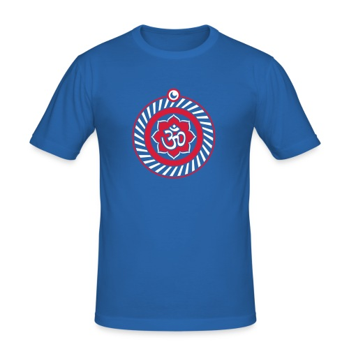 Ohm mandala - slim fit T-shirt