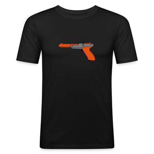 gun Zapper NES SUPER BROS HUNT DUCK - T-shirt près du corps Homme