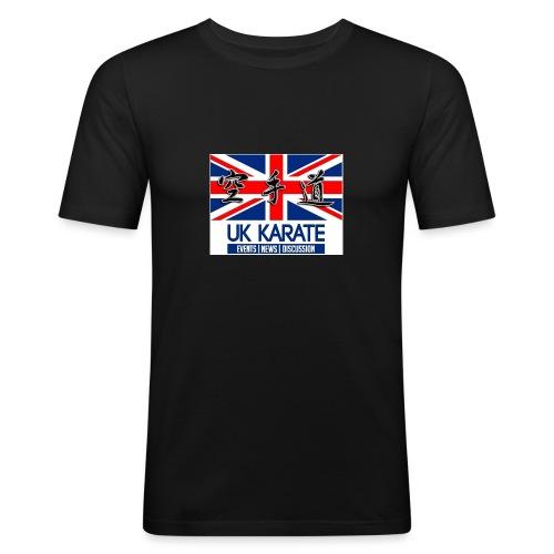 UKkarate - Men's Slim Fit T-Shirt