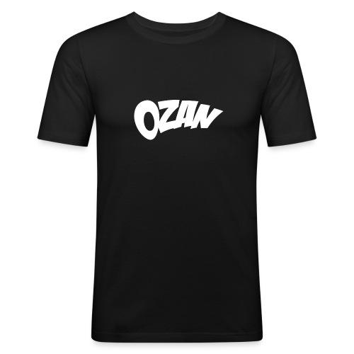 ozangrau - Männer Slim Fit T-Shirt