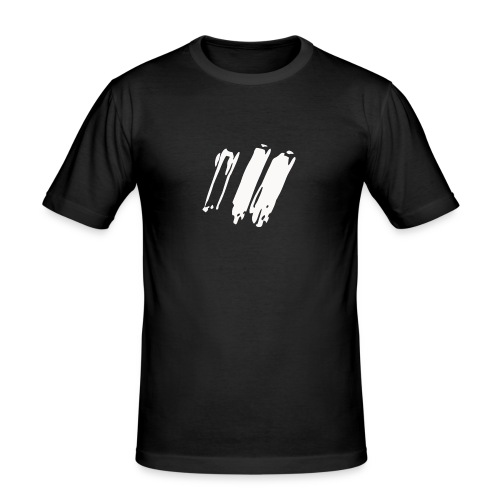 Wildtek Claw - Men's Slim Fit T-Shirt