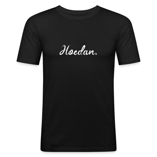 Hoedan - Mannen slim fit T-shirt