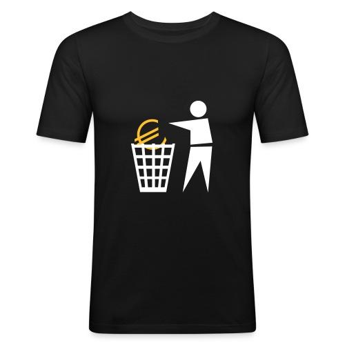 Eurotrash - T-shirt près du corps Homme