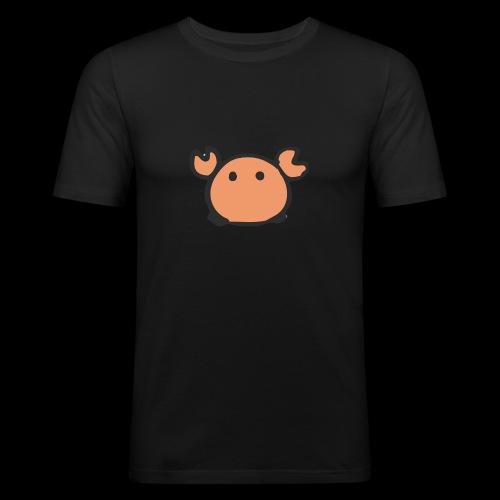 Flumdu_Family Crab - Men's Slim Fit T-Shirt
