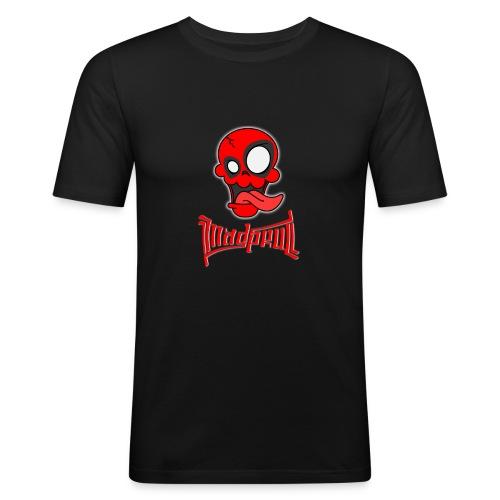 MAD SKULL - Deadpool - Maglietta aderente da uomo