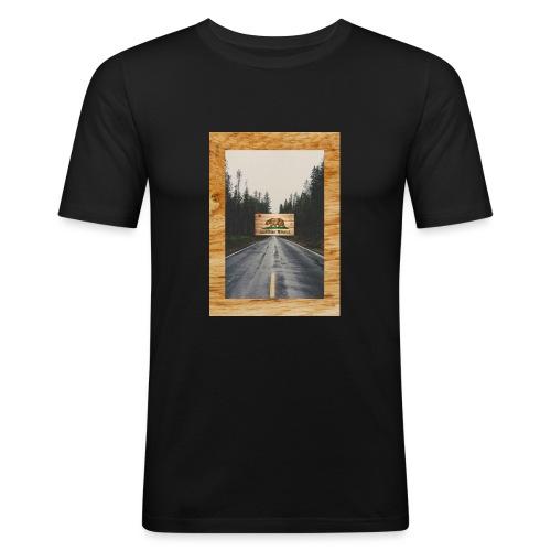 Forest - Camiseta ajustada hombre