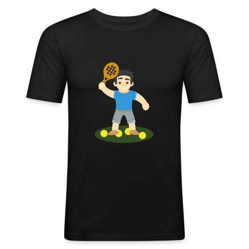 Taza padel hombre - Camiseta ajustada hombre