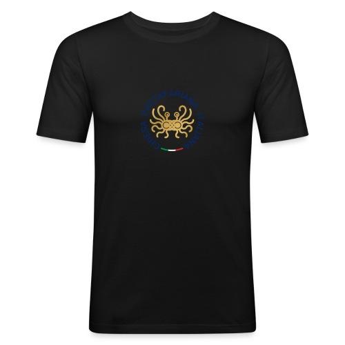 Logo_CPI_-tondo-_DEF - Maglietta aderente da uomo