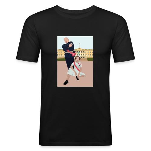 Slottet - Slim Fit T-skjorte for menn
