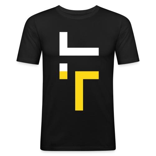 TT_LOGO_7 - Men's Slim Fit T-Shirt