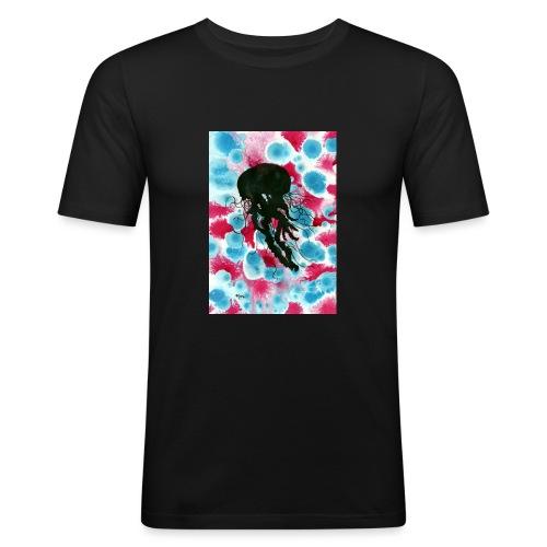 jellyfish - Men's Slim Fit T-Shirt