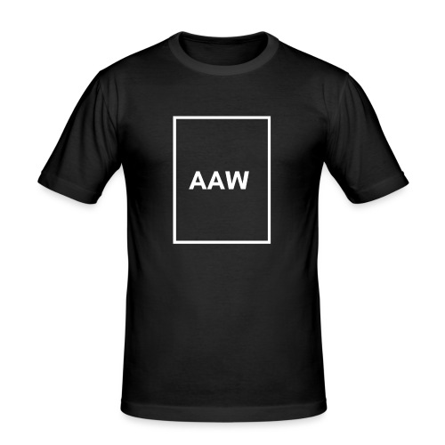 AAW - Herre Slim Fit T-Shirt