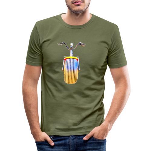 Scooter - T-shirt près du corps Homme
