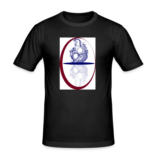 kelpie2 - Men's Slim Fit T-Shirt