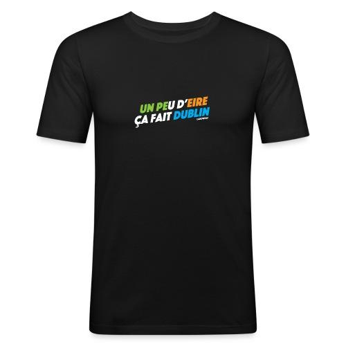 UnPeud'Eire ÇaFaitDUBLIN - T-shirt près du corps Homme